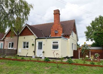 Thumbnail 3 bed semi-detached house for sale in School Lane, Thorpe On The Hill