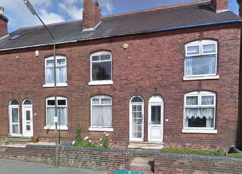 Thumbnail 2 bed terraced house to rent in Moira Road, Woodville, Swadlincote