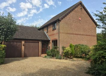 Thumbnail 4 bed detached house for sale in Brooks Rise, Andover