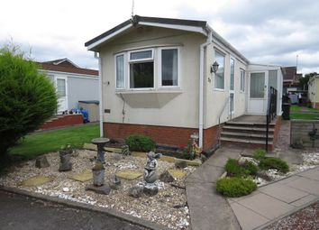 Thumbnail 2 bed mobile/park home for sale in Cannock Road, Penkridge, Stafford