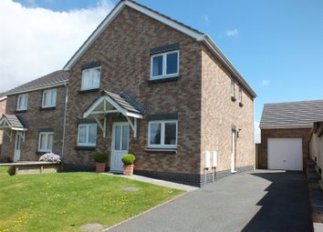 Thumbnail 4 bedroom detached house for sale in Skomer Drive, Milford Haven, Pembrokeshire