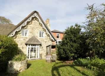 Thumbnail 3 bed semi-detached house for sale in Marlborough Road, Ventnor