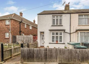 Thumbnail 2 bed end terrace house for sale in Nelson Road, Northfleet, Gravesend, Kent