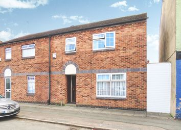 Thumbnail 3 bed town house for sale in Stonebridge Street, Leicester