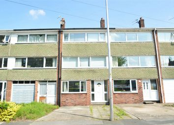 Thumbnail 4 bed town house for sale in Lowndes Close, Offerton, Stockport, Cheshire