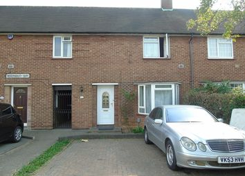 Thumbnail 3 bed terraced house to rent in Whipperley Way, Luton