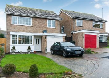 Thumbnail 3 bed detached house for sale in Mellanby Close, Birchington