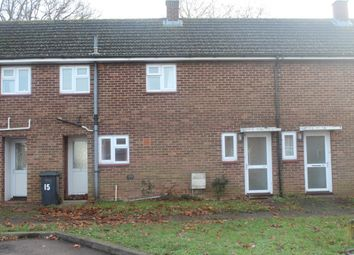 Thumbnail 2 bed terraced house to rent in Whitworth-Jones Avenue, Henlow, Bedfordshire