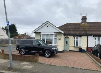 Thumbnail 3 bed semi-detached bungalow for sale in Mossford Lane, Ilford, Essex