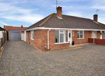 2 bed semi-detached bungalow for sale in Shelley Close, Balderton, Newark NG24