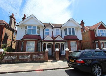 Thumbnail 3 bed flat to rent in Modena Road, Hove