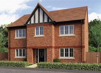 "Thumbnail 5 bed detached house for sale in ""Chichester"" at Burton Road, Streethay, Lichfield"