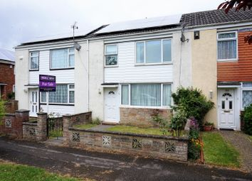 Thumbnail 3 bed terraced house for sale in Heathfield Road, Southampton, Sholing