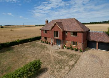 Thumbnail 4 bed detached house for sale in Collards Close, Monkton, Ramsgate