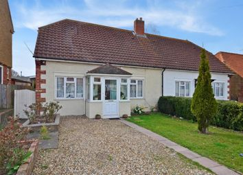 Thumbnail 3 bed semi-detached bungalow to rent in St. Nicholas Road, Canterbury