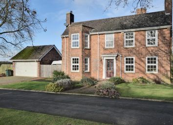 Thumbnail 4 bed detached house for sale in Ulla Green, Church Fenton, Tadcaster