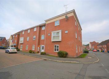 Thumbnail 2 bed flat for sale in Brettsil Drive, Ruddington, Nottingham