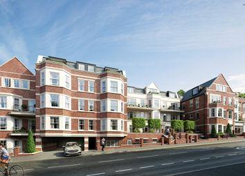 Thumbnail 2 bed flat for sale in Quinton Court, 98 - 104 London Road, Sevenoaks, Kent