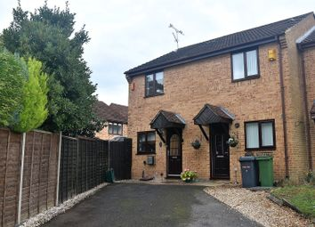 Thumbnail 2 bed end terrace house for sale in Brackenwood Drive, Tadley, Hampshire