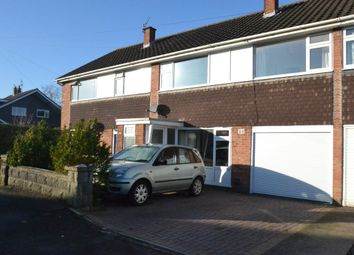 Thumbnail 3 bedroom property to rent in Stoneyfields, Easton In Gordano, North Somerset