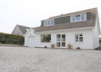 Thumbnail 5 bed property for sale in Tregye Road, Carnon Downs, Truro