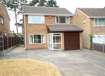 Thumbnail 3 bedroom detached house to rent in Belmot Road, Tutbury, Burton-On-Trent