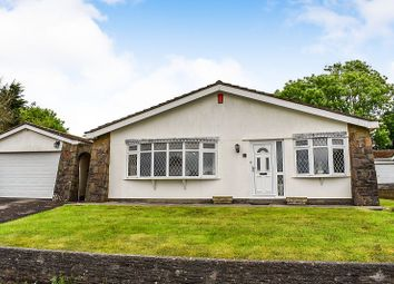Thumbnail 3 bed detached bungalow for sale in Woodland Way, Sarn, Bridgend.