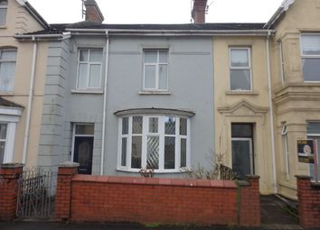 Thumbnail 2 bedroom flat to rent in New Road, Llanelli
