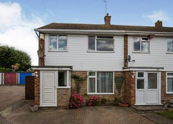 3 bed end terrace house for sale in Westerham Road, Sittingbourne ME10
