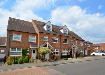 Thumbnail 4 bed town house for sale in Colossus Way, Bletchley, Milton Keynes