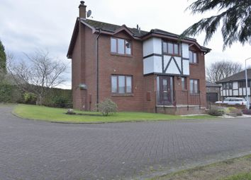 Thumbnail 4 bed detached house for sale in Pleasance Brae, Cairneyhill, Dunfermline