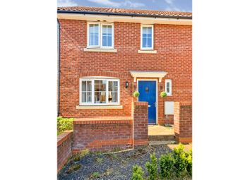 Thumbnail 3 bed semi-detached house for sale in Heron Road, Norwich