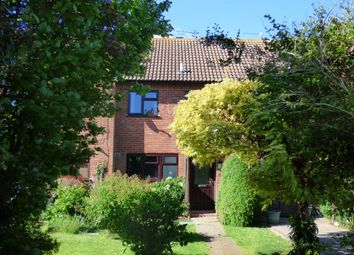 Thumbnail 2 bed terraced house for sale in Dinsdale Gardens, Rustington, Littlehampton