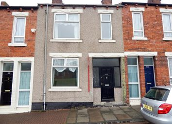 Thumbnail 3 bed terraced house to rent in John Williamson Street, South Shields