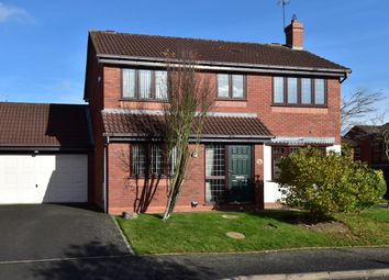 Thumbnail 4 bed detached house for sale in Riverside Close, Lickey End, Bromsgrove