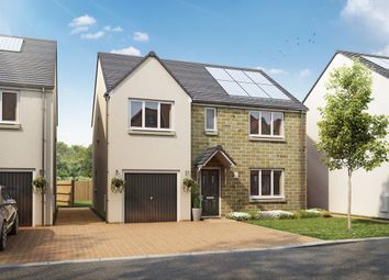 "Thumbnail 5 bed detached house for sale in ""The Thornwood  "" at Lasswade Road, Edinburgh"
