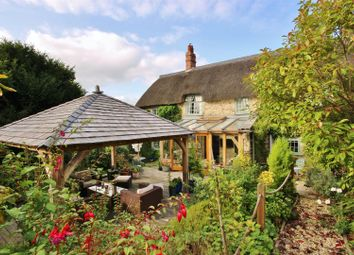 Thumbnail 4 bed cottage for sale in Gore Lane, Lyme Regis