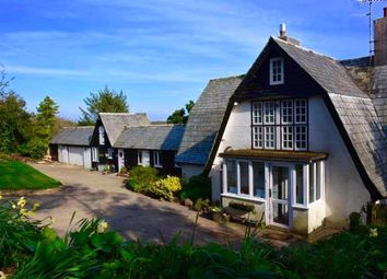 Thumbnail 5 bed detached house for sale in Week St. Mary, Holsworthy