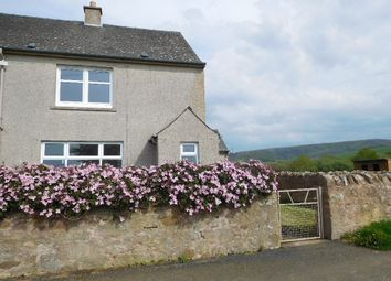 Thumbnail 3 bed semi-detached house to rent in Longyester Cottages, Gifford, East Lothian