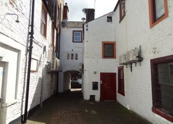 Thumbnail 1 bed property to rent in Cornmarket, Penrith