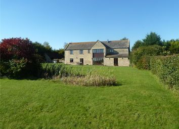 Thumbnail 5 bed barn conversion for sale in North Wraxall, Wiltshire