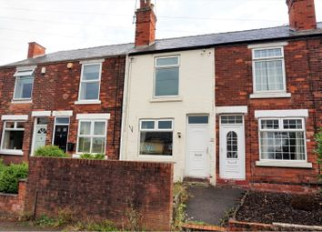 Thumbnail 3 bed terraced house for sale in Crown Street, Mansfield