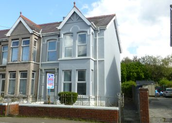 Thumbnail 4 bed end terrace house for sale in College Street, Ammanford, Carmarthenshire.