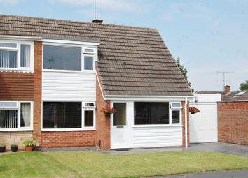 Thumbnail 3 bed semi-detached house for sale in Bush Close, Albrighton, Wolverhampton