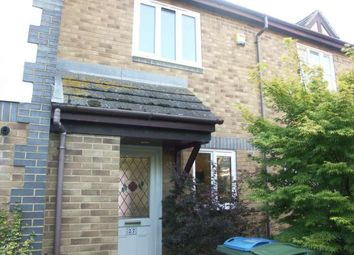 Thumbnail 2 bed terraced house to rent in Lark Vale, Watermead, Aylesbury