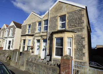 Thumbnail 3 bed semi-detached house for sale in Langford Road, Weston-Super-Mare