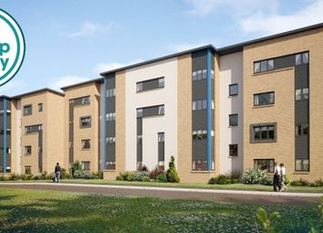 Thumbnail 2 bed flat for sale in Redding Road, Laurieston, Falkirk, Stirlingshire