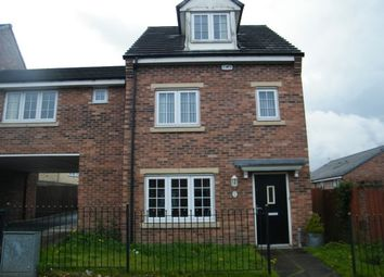 Thumbnail 3 bed semi-detached house to rent in Gifford Way, Darwen