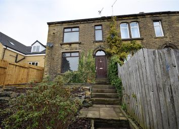 Thumbnail 3 bed end terrace house for sale in West Ville, Thornton, Bradford