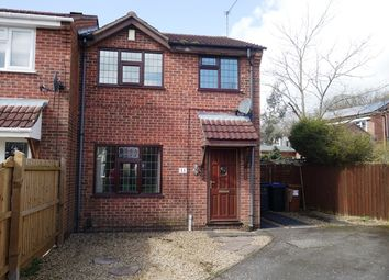 Thumbnail 3 bed semi-detached house to rent in Timberwood Drive, Groby, Leicester